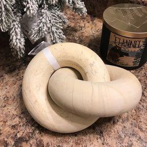 Limestone knot - threshold studio mcgee target